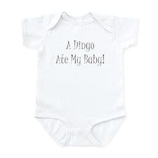 Dingo Ate My Baby Gift Infant Bodysuit