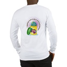 Cute Shoggoth Long Sleeve T-Shirt
