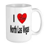 I Love North Las Vegas Mug