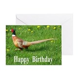 Ring-necked Pheasant Card