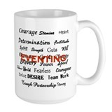 Unique Three day event Mug