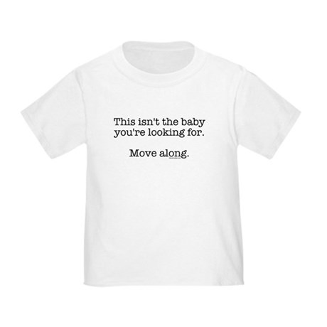 Move Along Toddler T-Shirt