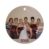 The Girls Ornament (Round)