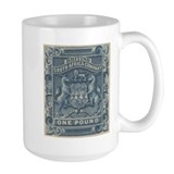Rhodesia arms One Pound Mug