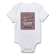 South Africa KGV air 6d Infant Bodysuit
