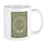 Transvaal Ten Pounds revenue Mug