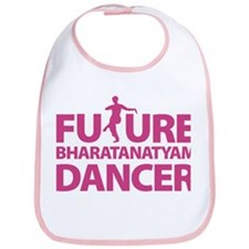 Future Bharatanaytam Dancer Bib