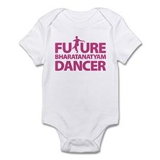 Future Bharatanaytam Dancer Infant Bodysuit