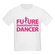 Future Bharatanaytam Dancer T-Shirt