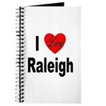I Love Raleigh Journal