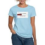 WINE LOADING... Women's Light T-Shirt