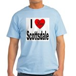I Love Scottsdale Light T-Shirt