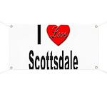 I Love Scottsdale Banner