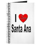 I Love Santa Ana Journal