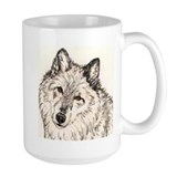 Alpha Female Wolf Mug
