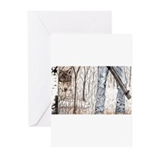 Danger Greeting Cards (Pk of 20)