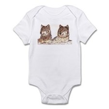 Friends Infant Bodysuit