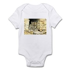 Healing Wolf Infant Bodysuit