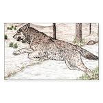 Outcome Rectangle Sticker 50 pk)