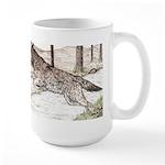Outcome Large Mug