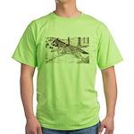 Outcome Green T-Shirt