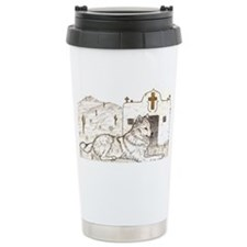Prayer Ceramic Travel Mug