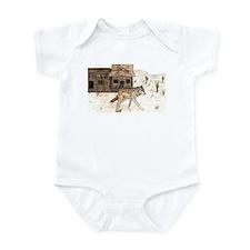 The Past Infant Bodysuit