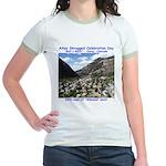 Atlas Shrugged Celebration Day Jr. Ringer T-Shirt