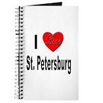 I Love St. Petersburg Journal
