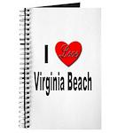 I Love Virginia Beach Journal