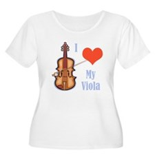 I Love My Viola T-Shirt