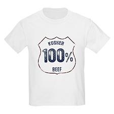 100% Kosher Beef T-Shirt