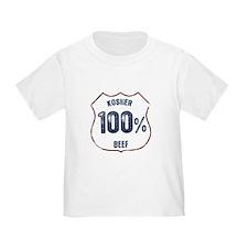 100% Kosher Beef T