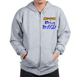 Big Brother Gift Zip Hoodie