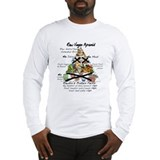 Raw Vegan Pyramid Long Sleeve T-Shirt