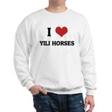 I Love Yili Horses Jumper