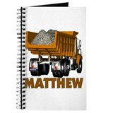 Matthew Dumptruck Journal