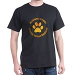 German Shepherd Dog Dark T-Shirt