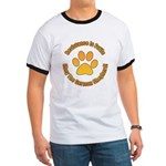 German Shepherd Dog Ringer T