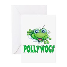 Pollywogs Greeting Card