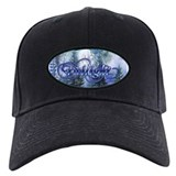 Moonlight Twilight Forest Baseball Hat