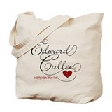 Edward Cullen Breaking Hearts Tote Bag