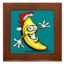 Unique Happy new year merry christmas Framed Tile
