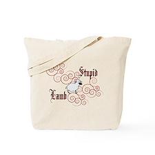 Twilight Stupid Lamb Tote Bag