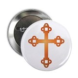 "Labyrinth Cross 2.25"" Button (100 pack)"