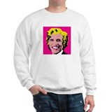 Barack Obama Warhol Sweatshirt