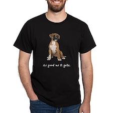 Good Boxer Puppy T-Shirt
