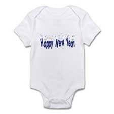 Happy New Year Infant Bodysuit