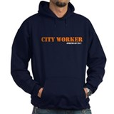City Worker, Jeremiah 29:7 Hoody