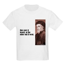 "Chaucer ""One Eare"" T-Shirt"
